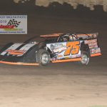 In a caution free 30 lap race, Billy Drake cruised to his first Fairbury win of the year.