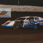 Mason Duncan went uncontested in claiming his sixth feature win of the season.
