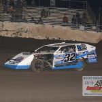 The class of the field, Mason Duncan claimed his seventh Hobby-Modified win.