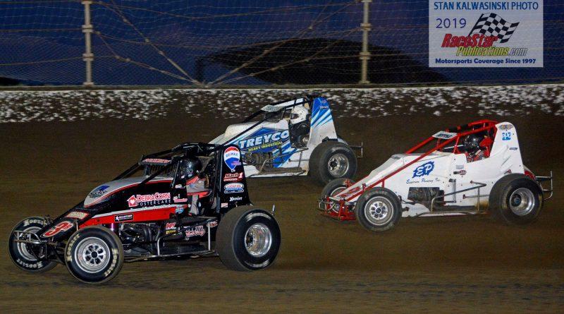 """""""Smackdown"""" Kokomo Speedway Thursday; Stan Kalwasinski Photos"""