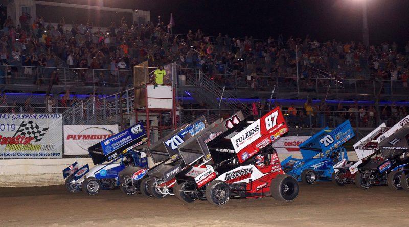 All Star Sprints >> All Star Sprint Series Plymouth Speedway Gary Gasper Photos