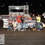 Victory Lane  Mike Chasteen Jr.