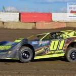 Billy Knippenberg Jr. (#01) - Pro Late Models