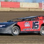 Kyle Barger (#16) - Pro Late Models