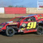Michael Clark (#91) - Modifieds