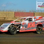 Sheldon Oberle (#105) - Modifieds