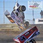Flipping Trevor Baker