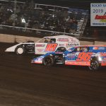 18 Jeffrey Ledford contends with 96 Mike McKinney