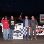 Super Streets feature winner Bill Lewis.