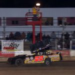 Tony Anderson with the Super Street win