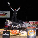 Tony Anderson won the Super Street feature race