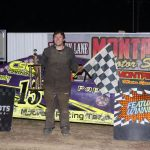 FWD Compacts feature winner Cordell Moore