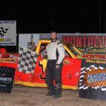 Tough Trucks feature winner Devon Helmig
