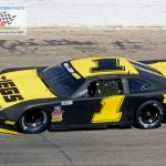 Cody Coughlin (#1) finished third.