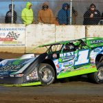 "Texan Tyler Erb won this year's ""Thaw Brawl"" late model special in late March at Illinois' LaSalle Speedway which is now for sale."