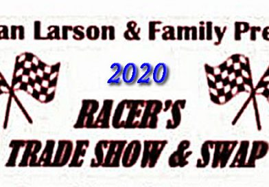 16th Annual Racer's Trade Show!
