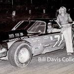 Bill Davis picks up another win at Rensselaer Raceway.  (Bill Davis Collection)