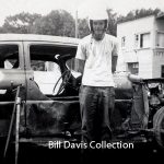 Bill Davis – early in his racing career  (Bill Davis Collection)