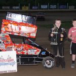 Junior Class feature winner David Bretz.