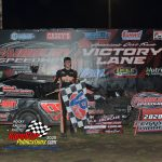 Hunt Gosson Modified feature winner