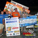 winner Jared Horstman