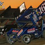 16 Chase Ridenour 10 Jay Steinebach