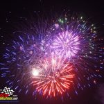 """Lots of """"oohs and aahs"""" again at Shadyhill's fireworks show on July 4th."""