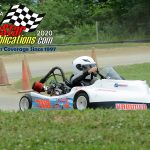 Kart racing opened last Sunday at Bohmer's Rt. 66 Speedway. Leo Cleary (Odell) led flag to flag in winning the Rookie class feature event. The next race is scheduled for July 10.