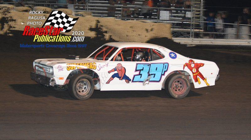 Fairbury Speedway Aug. 8th; Rocky Ragusa Photos