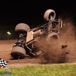 5M Max Adams feature flip sequence (over an infield tire)