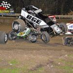 Garrett gets air