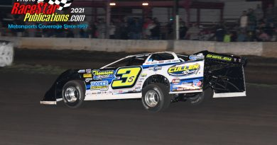Lincoln Speedway Fall Nationals; Todd Healy Photos