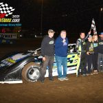 Brian Shirley  Victory Lane