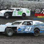 #21jr Ryan Kohler #14B Ty Stutzman