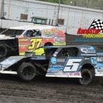 #37L Michael Ledford #5 Steven Brooks