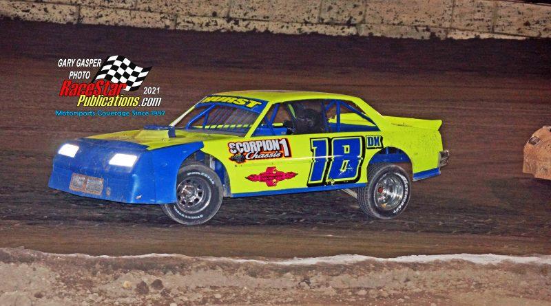 "Plymouth Speedway ""Poague Memorial"" June 12th; Gary Gasper Photos"