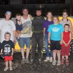 Andrew Short and family!