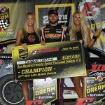 Winner Brandon Overton
