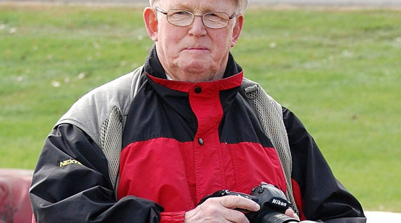 Remembering Photographer Russ Lake