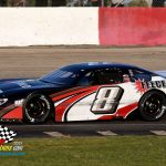Eddie Hoffman (#8) won four Bettenhausen 100s when the race was held at Illiana Motor Speedway in Schererville, Ind., which closed after the 2015 racing season.