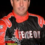 Eddie Hoffman won his seventh (a record) late model track championship at Grundy this year.