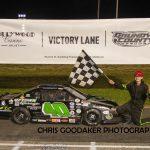 Midwest Super Cup Series Champion Landon Hocking