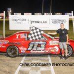 Street Stock Champion Scott Gardner