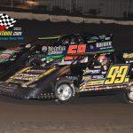 #99jr Frank Heckenast Jr. #59 Garrett Alberson