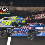 #96m Mike McKinney #8 Kyle Steffens #18 Michael Long