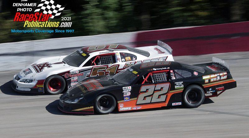 """Winchester 400"" Winchester Speedway; Jim DenHamer Photos"