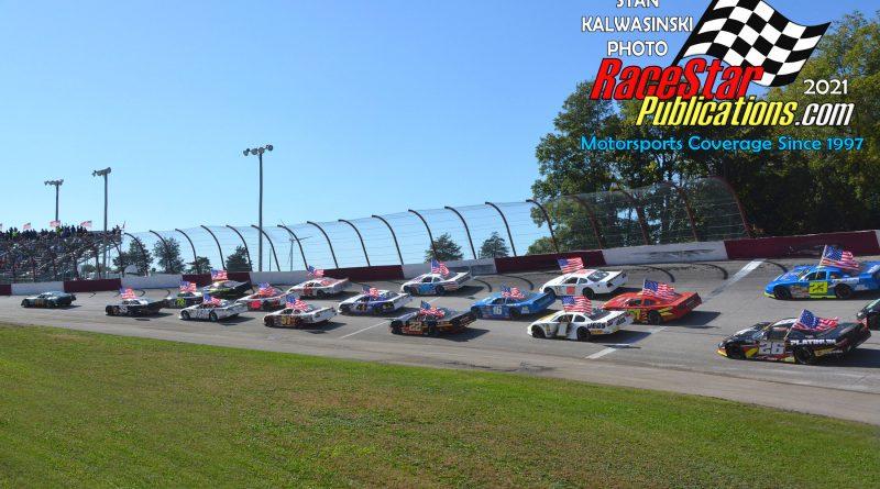 """""""Winchester 400"""" Winchester Speedway; Photos/Recap by Stan Kalwasinski"""