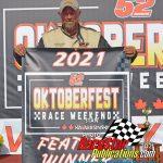 Todd Korish was the winner of the Upper Midwest Vintage Racing Series 15-lap headliner.