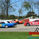 More vintage stock car action.